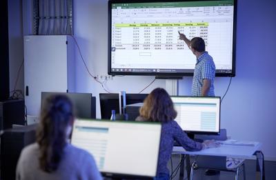 MS Excel in der Büropraxis